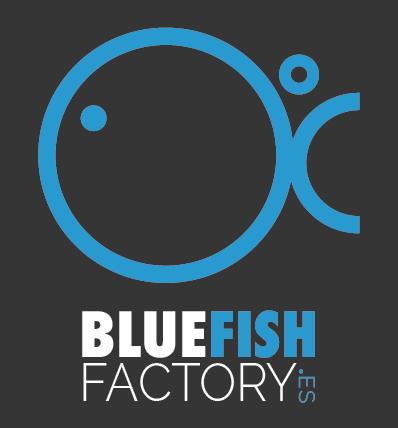 Blue Fish Factory Diseño Web